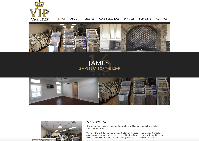 VIP Custom Flooring