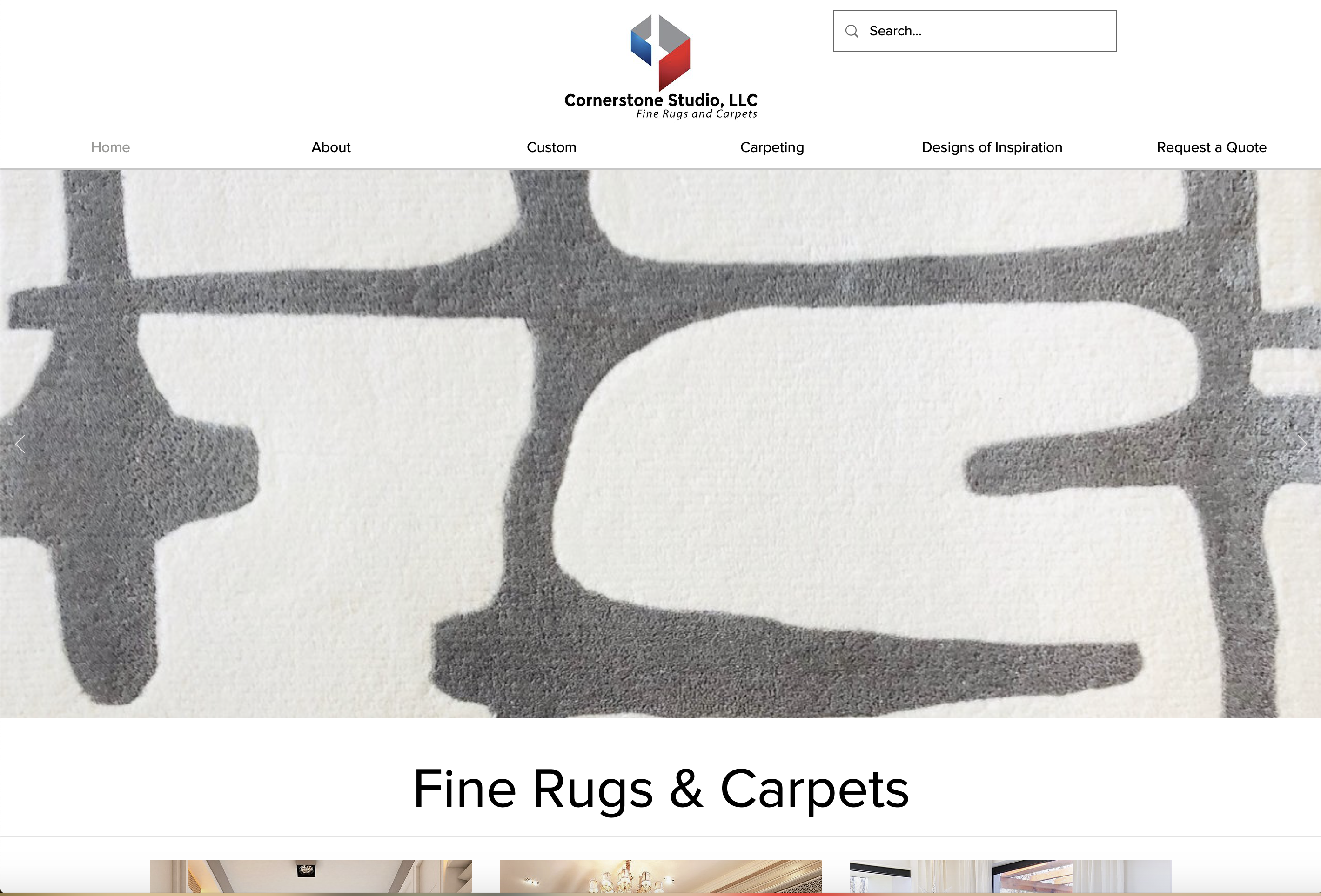 Cornerstone Studio Fine Rugs and Carpets