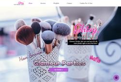 glitsy girls mobile salon