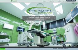 Propharma website