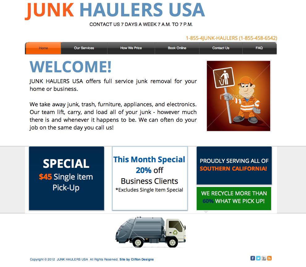Junk+haulers+usa+