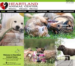 heartland animal center