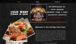 Old West Bar B Que Castle Rock, CO