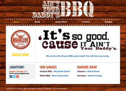 Aint your daddys bbq