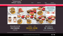 American Moon Cake website