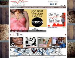 Revamp Design site
