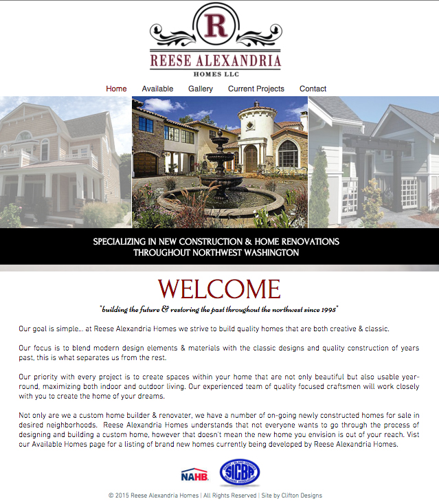 Reese Alexandria Homes