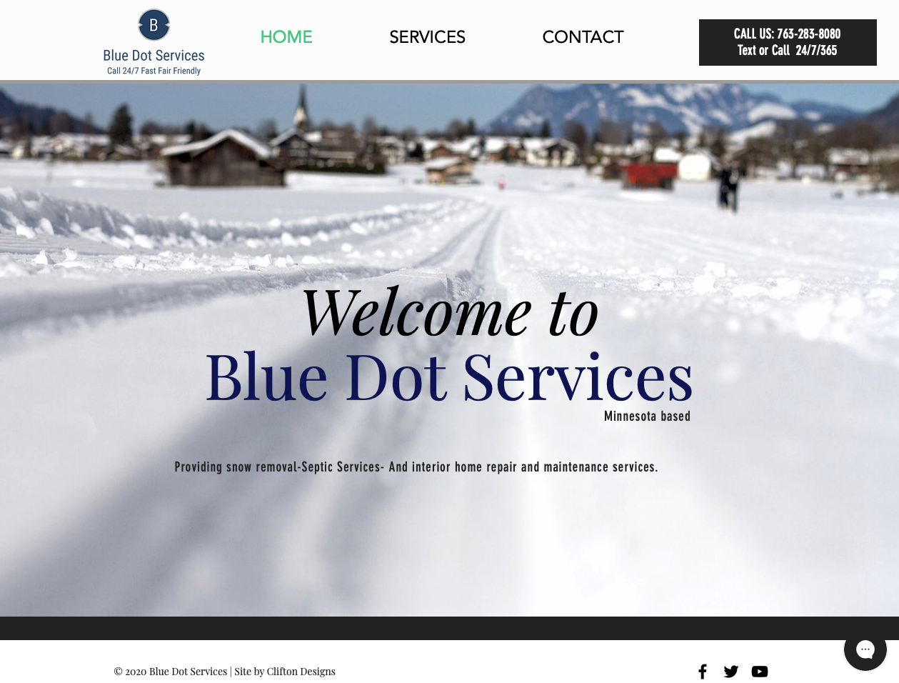 Blue Dot Services