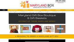 Maryland Gift Box Boutique  & Gift B