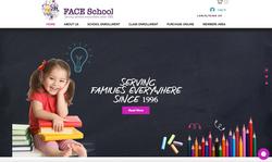 faceschool website