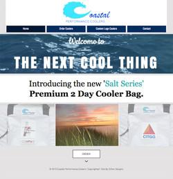 Coastal Cooler Website