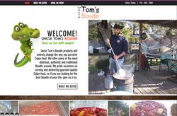 Uncle Tom's website