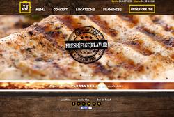 JJ Chicken Website