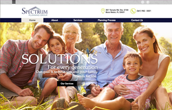 spectrum planning website