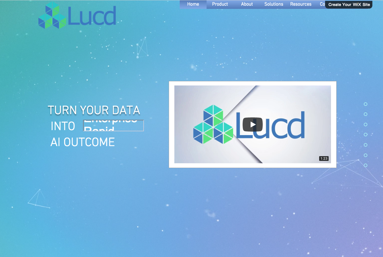 lucd website