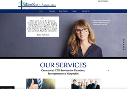 Adam Kae website