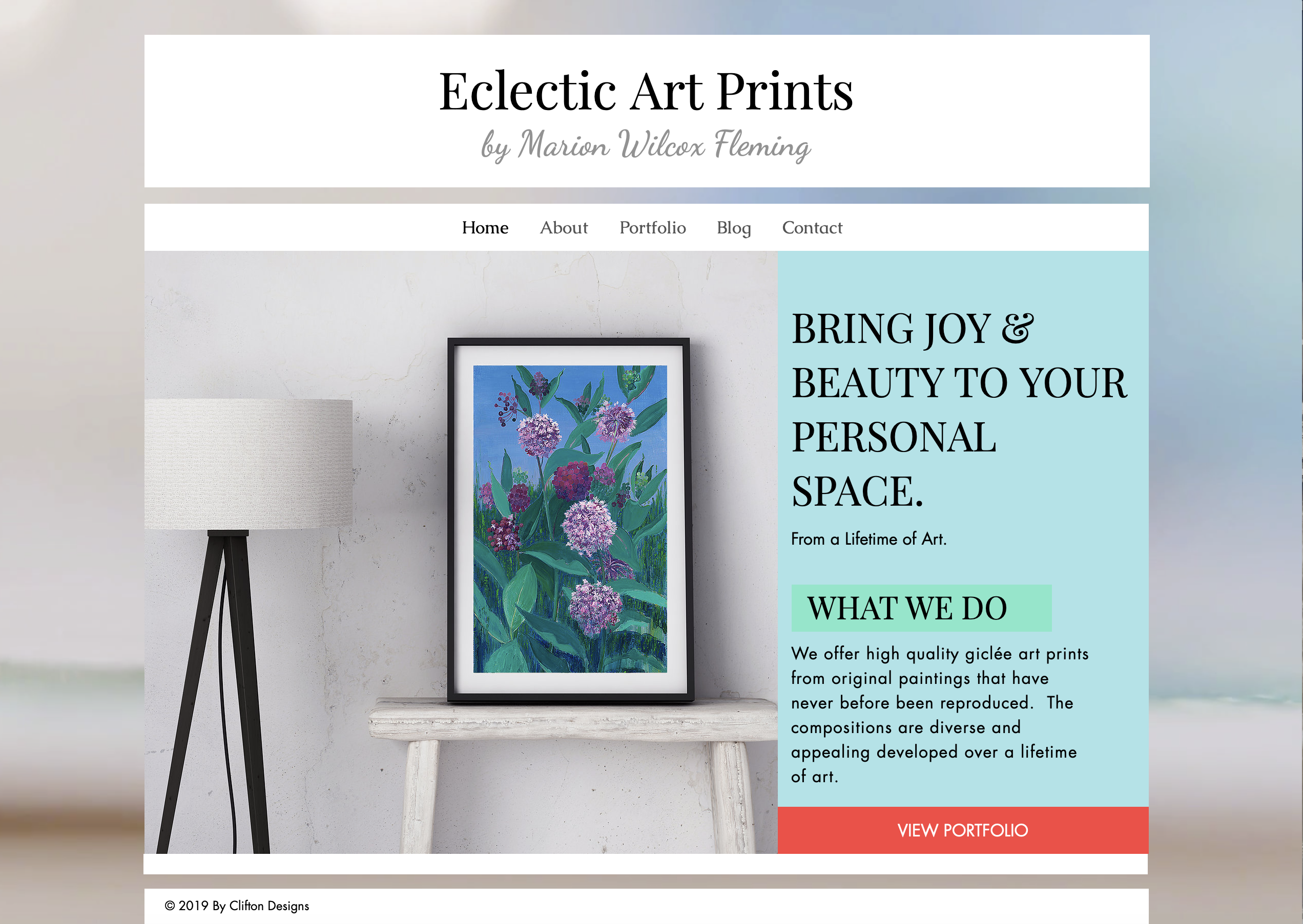Eclectic Art Prints