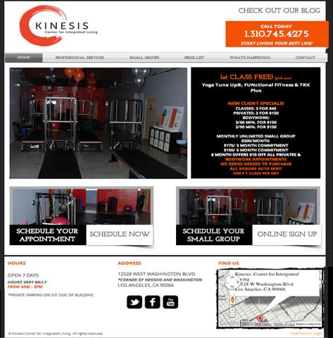 kinesis 2