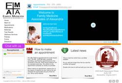 fmaa Medical website