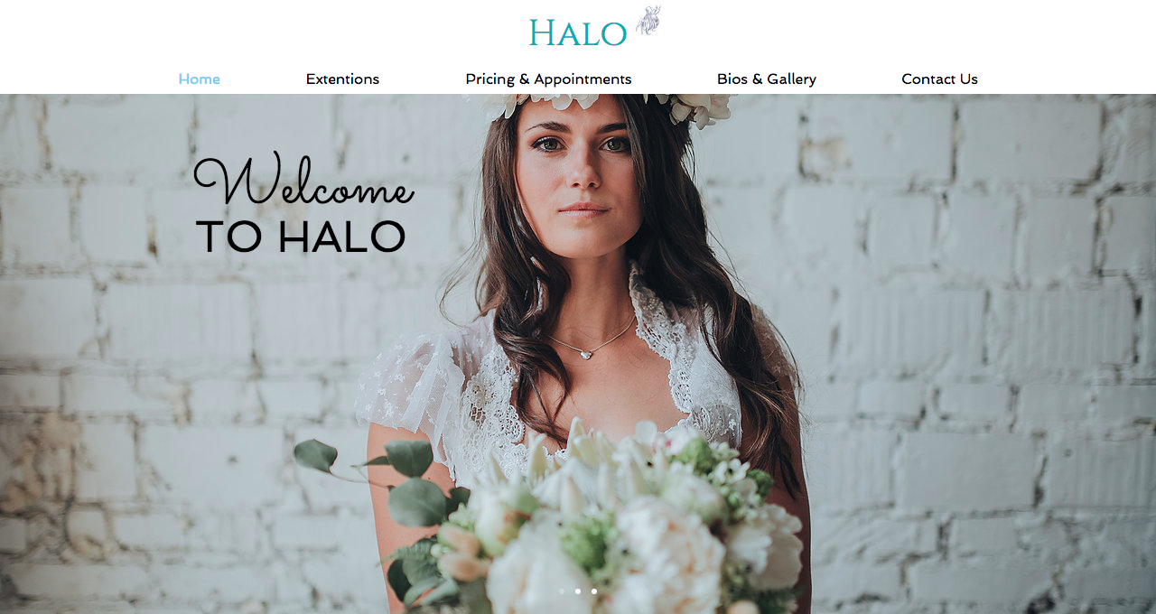 Halo Hair Salo