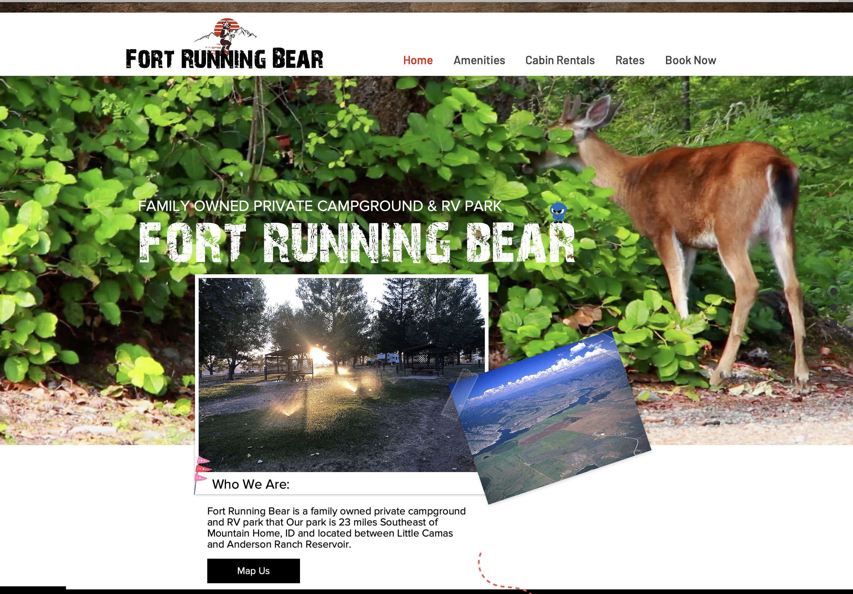 Fort Running Bear Site