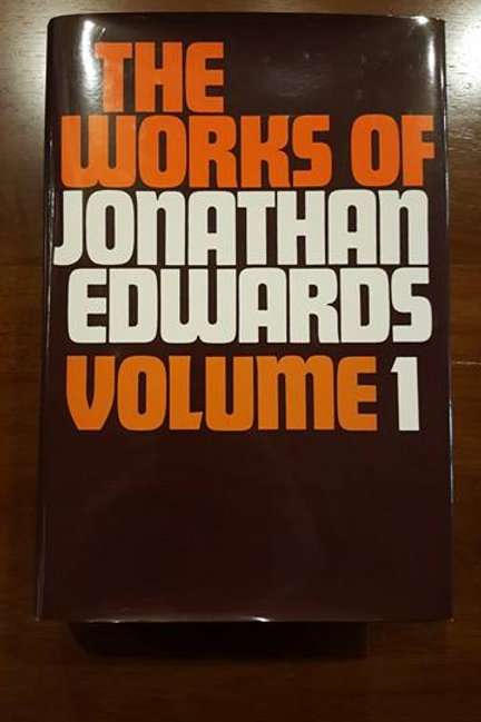 The Works of Jonathan Edwards Vol 1