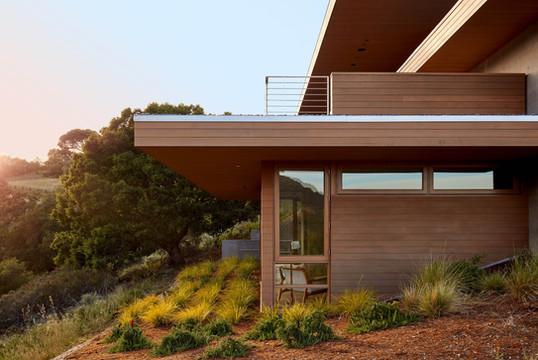 Blue Oaks House by Swatt | Miers Architects.*