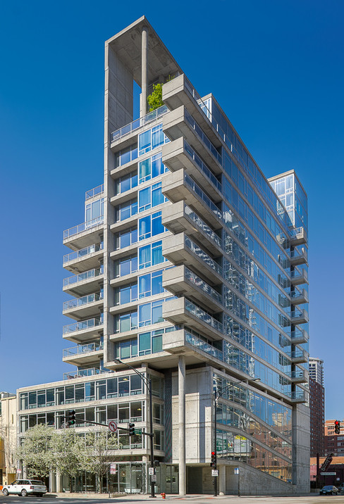 The Contemporaine by Perkins & Will.