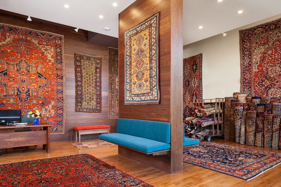Claremont Rug Company by Studio 4 Architecture.