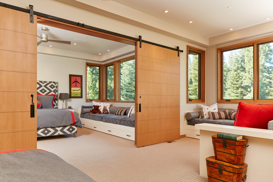 Lake Tahoe Residence by Sarah Jones Interior Design.*