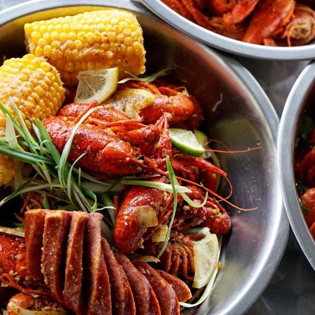 Viet-Cajun Style Crawfish