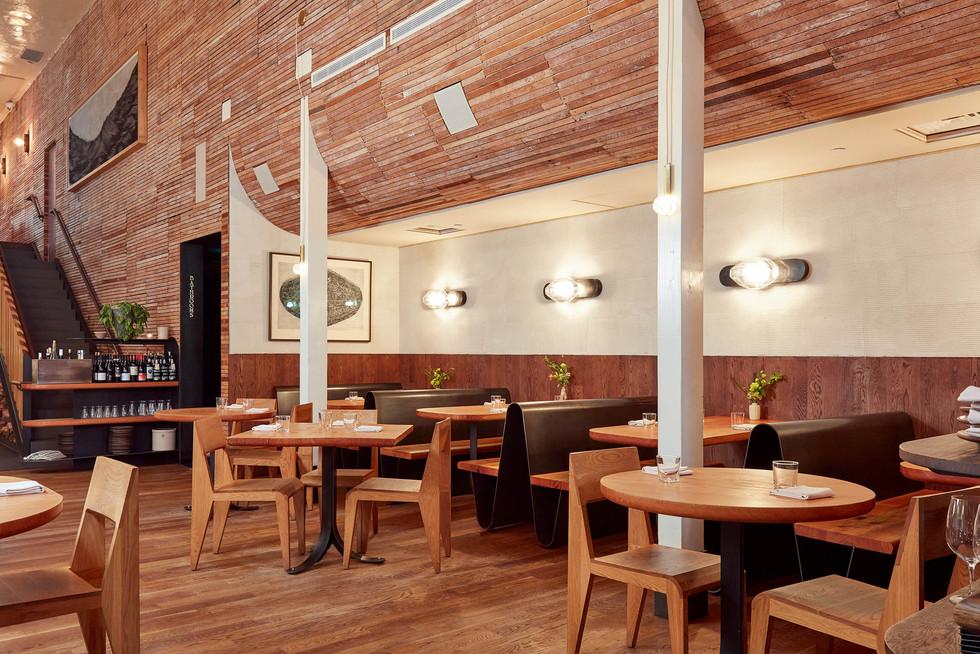 The Progress Restaurant by Wylie Price Design*