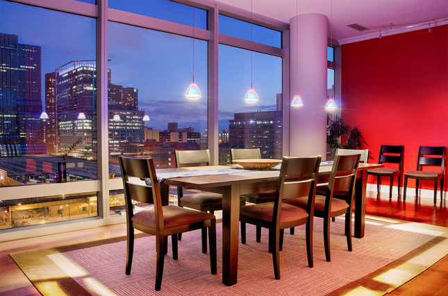 Chicago Dining Room.