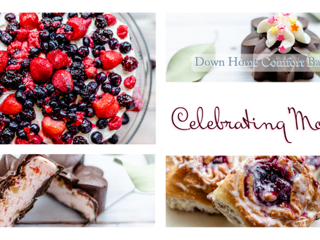 Creative Ways to use Yummy Bakes on Mother's Day