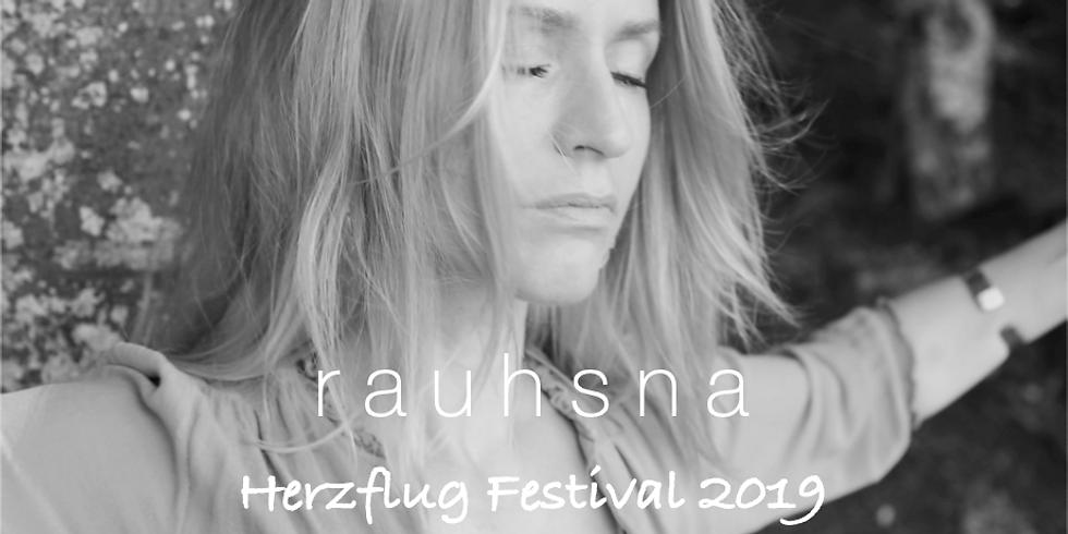 Rauhsna @ Herzflug Festival