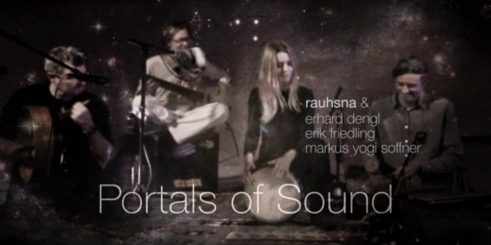 Portals of Sound *transcending sound journey*