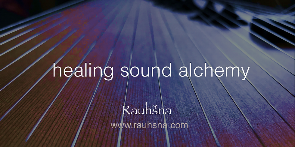 Healing Sound Alchemy *immersion*