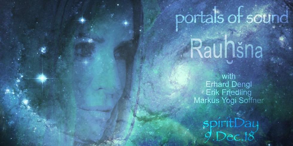 Portals of Sound @ spiritDay Munich