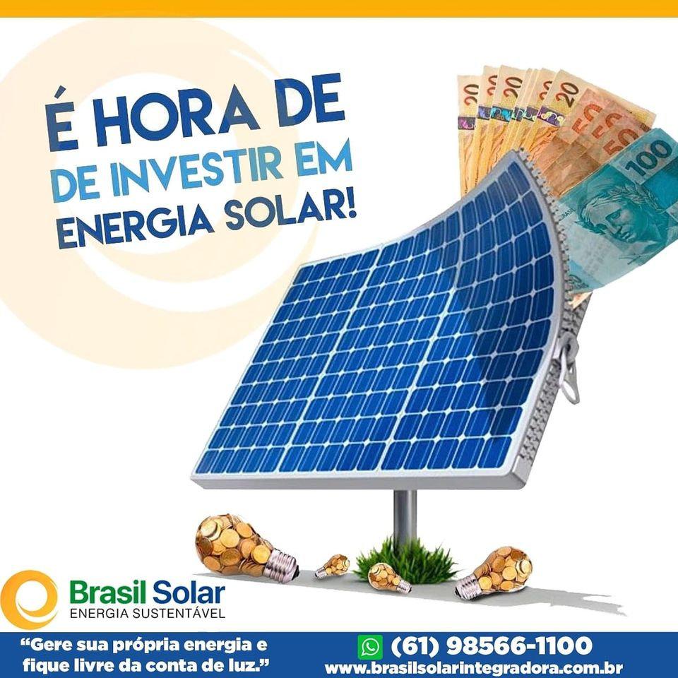 Cristal Brasil Solar