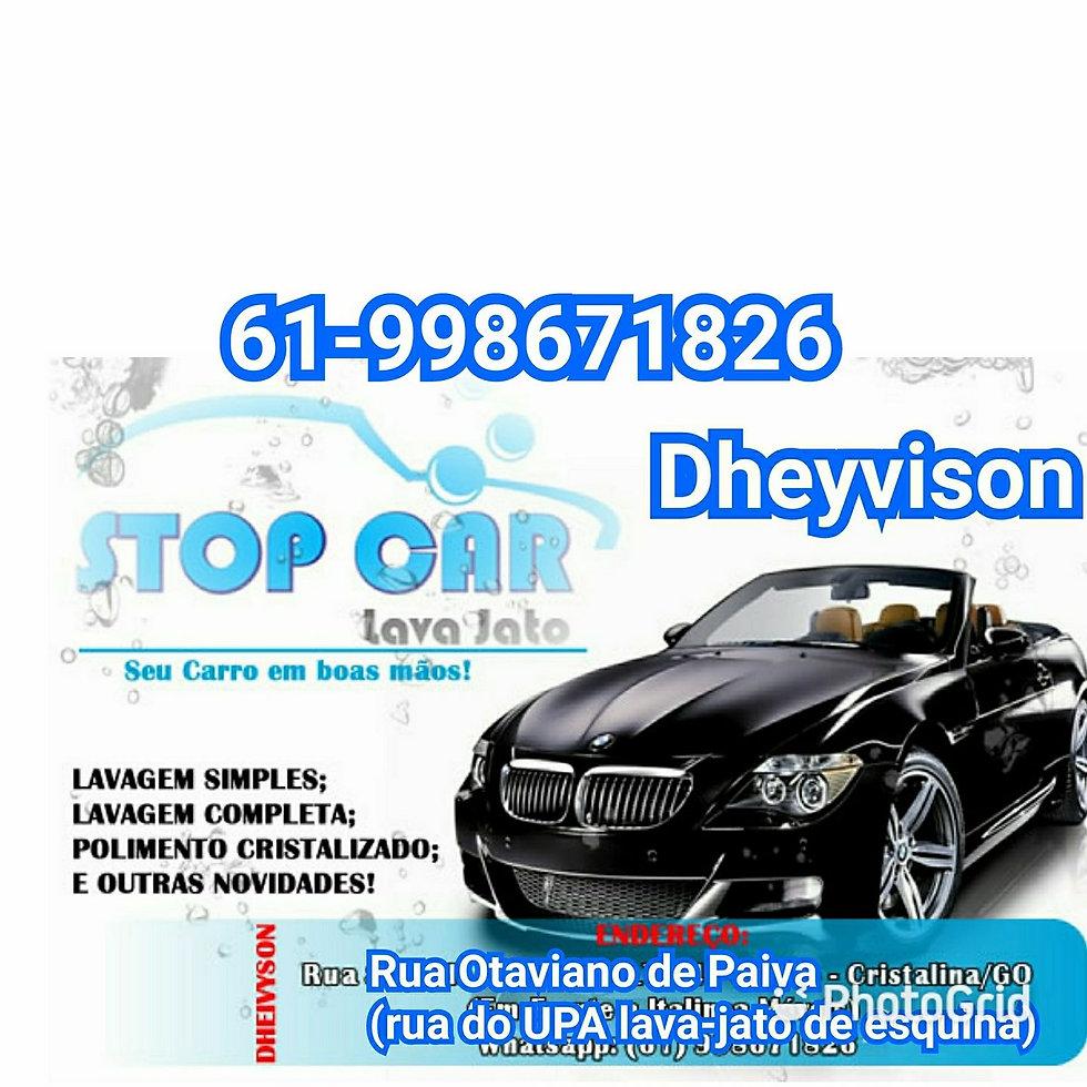 Stop Car Lava Jato