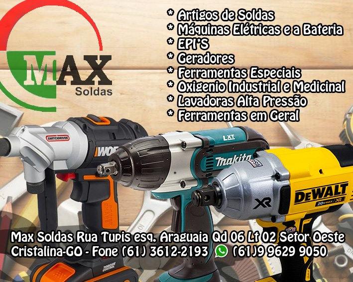 Max Soldas E Ferragens