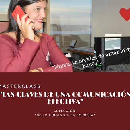 Las Claves de una Comunicación efectiva: Masterclass