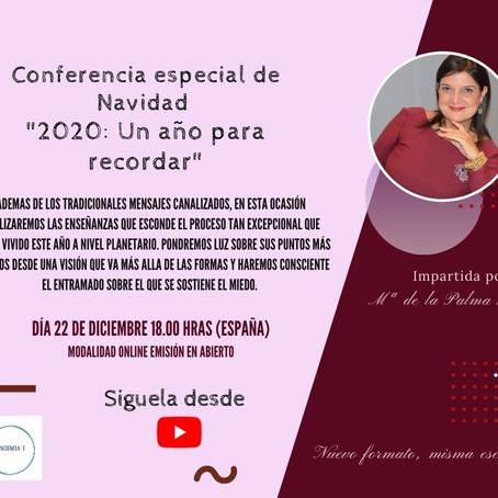 Conferencia Especial de Navidad 2020