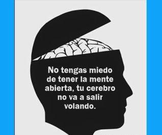La mente no cuestiona lo que ya ha definido.