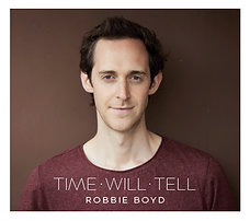 Robbie Boyd - Time Will Tell - cover.png