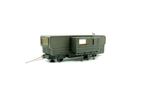 OO Gauge Fairground Showman's Trailer