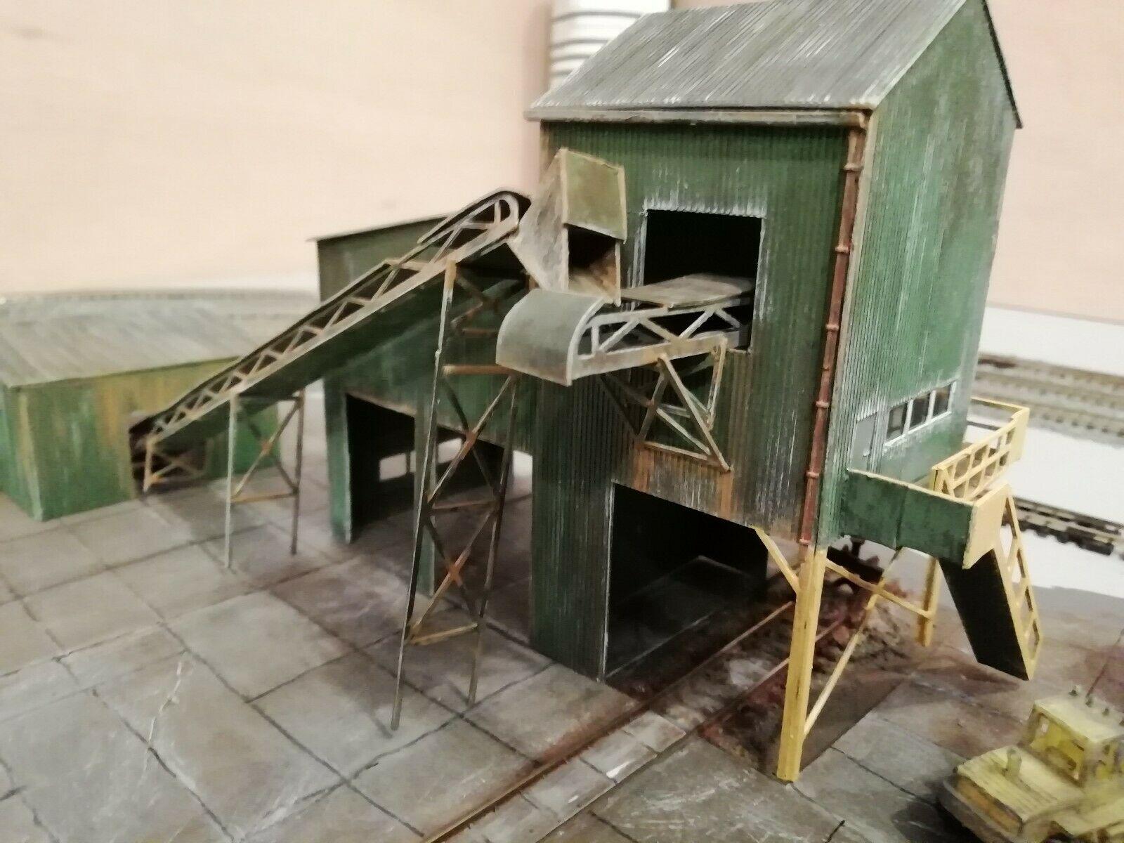 Mining Quarry Building