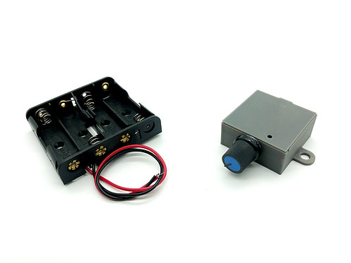 Speed Controller & 6V Holder