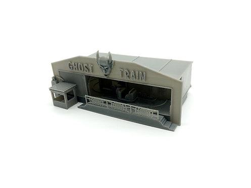 Ghost Train Fairground Ride