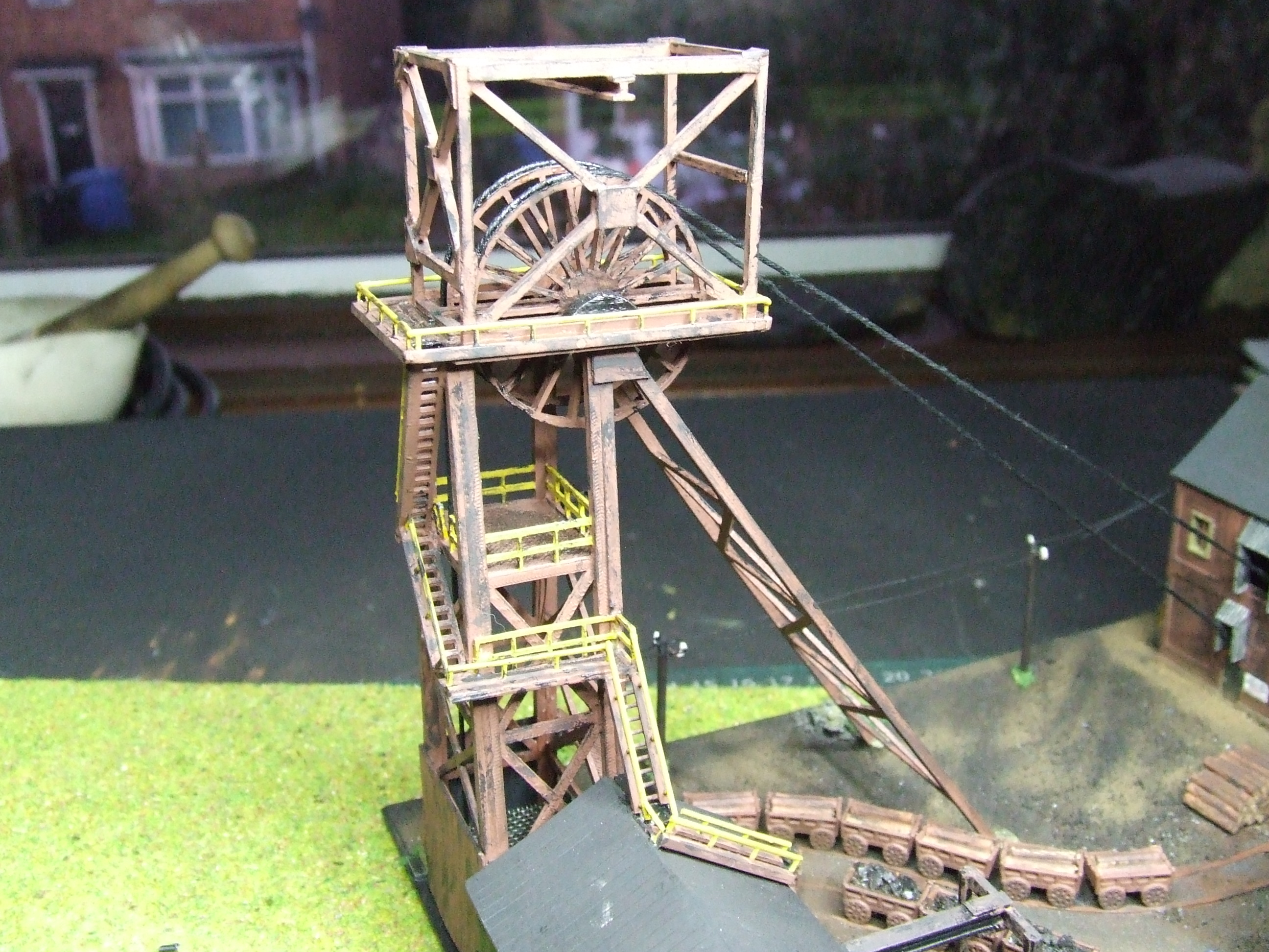 Pit Head Tower